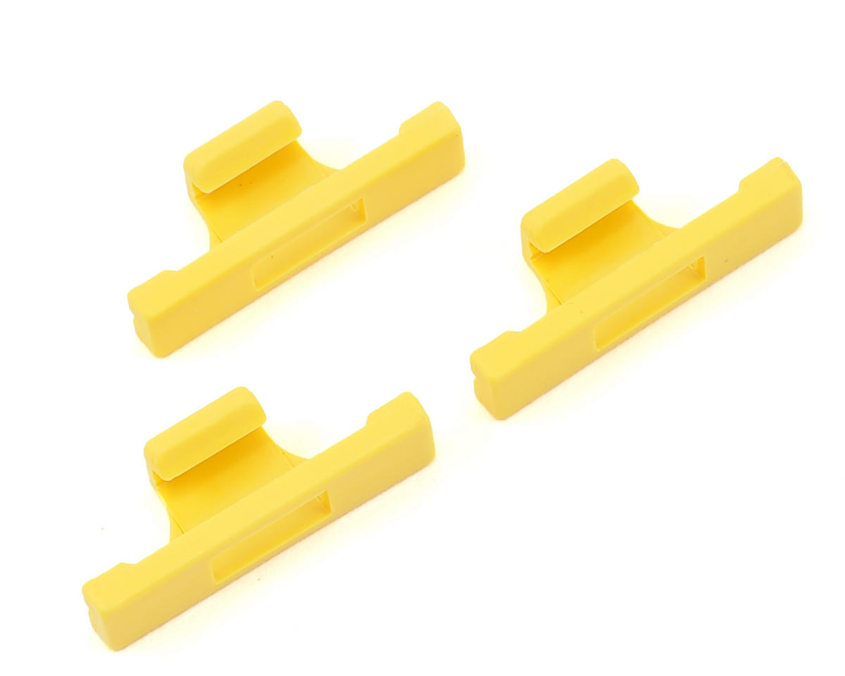 Safety Plug Clips (3) (Hitec)