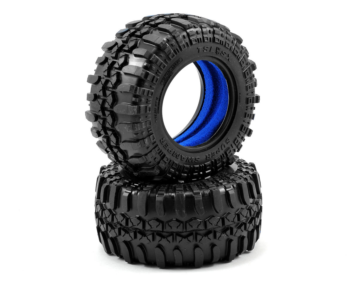 pro line interco tsl sx super swamper sc 2230 scale truck tires 2 m2 pro10103 00 cars trucks amain hobbies