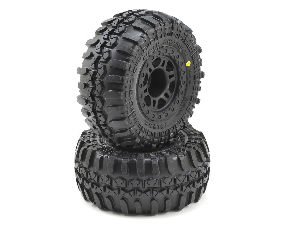 Pro-Line Interco TSL SX Super Swamper SC Tires w/Split Six Front Wheels (2) (M2)