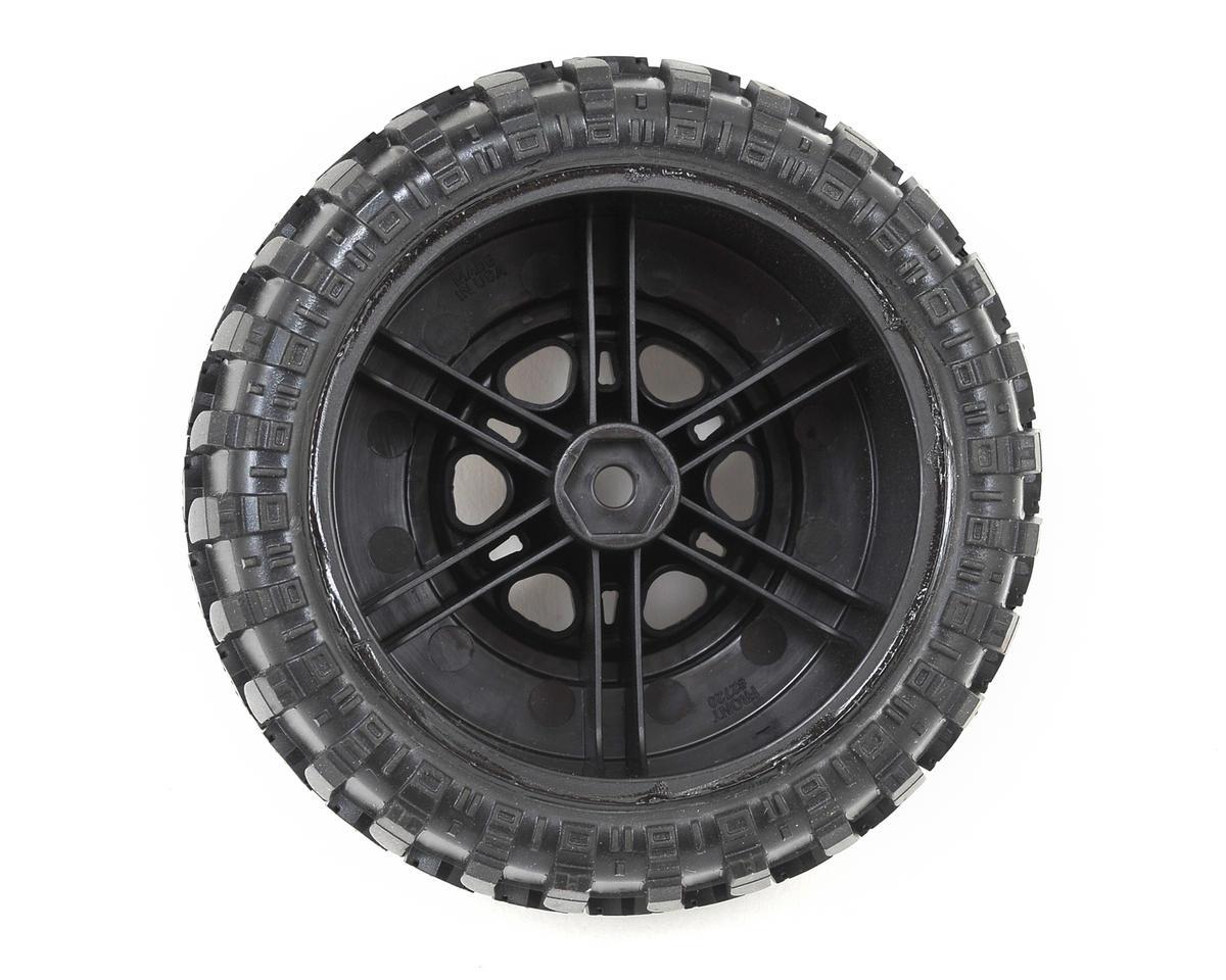 Interco TSL SX Super Swamper SC Tires w/Split Six Front Wheels (2) (M2) by Pro-Line