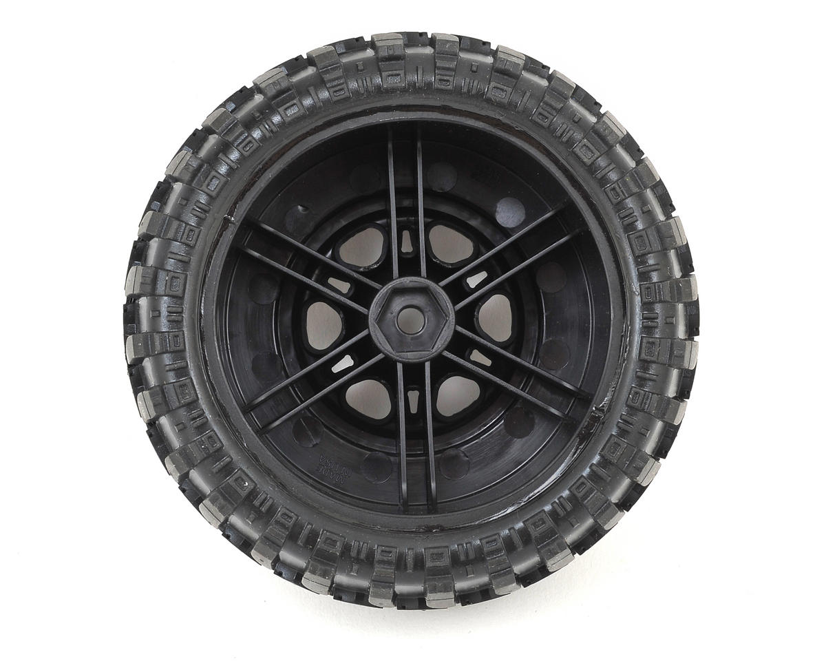 Pro-Line Interco TSL SX Super Swamper SC Tires w/Split Six Rear Wheels (2) (M2)