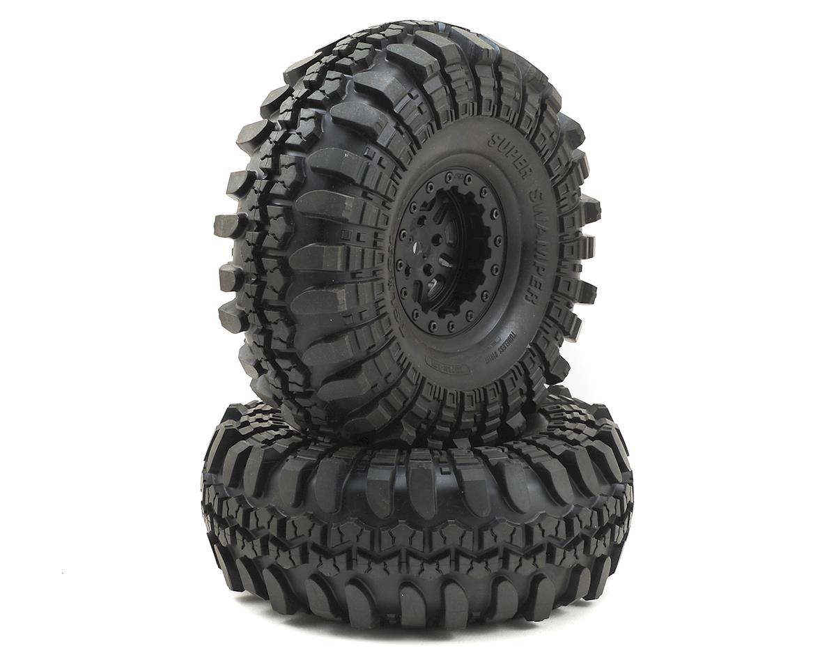 "Interco TSL SX Super Swamper 2.2"" Tires w/FaultLine Wheels (2) (G8) by Pro-Line"