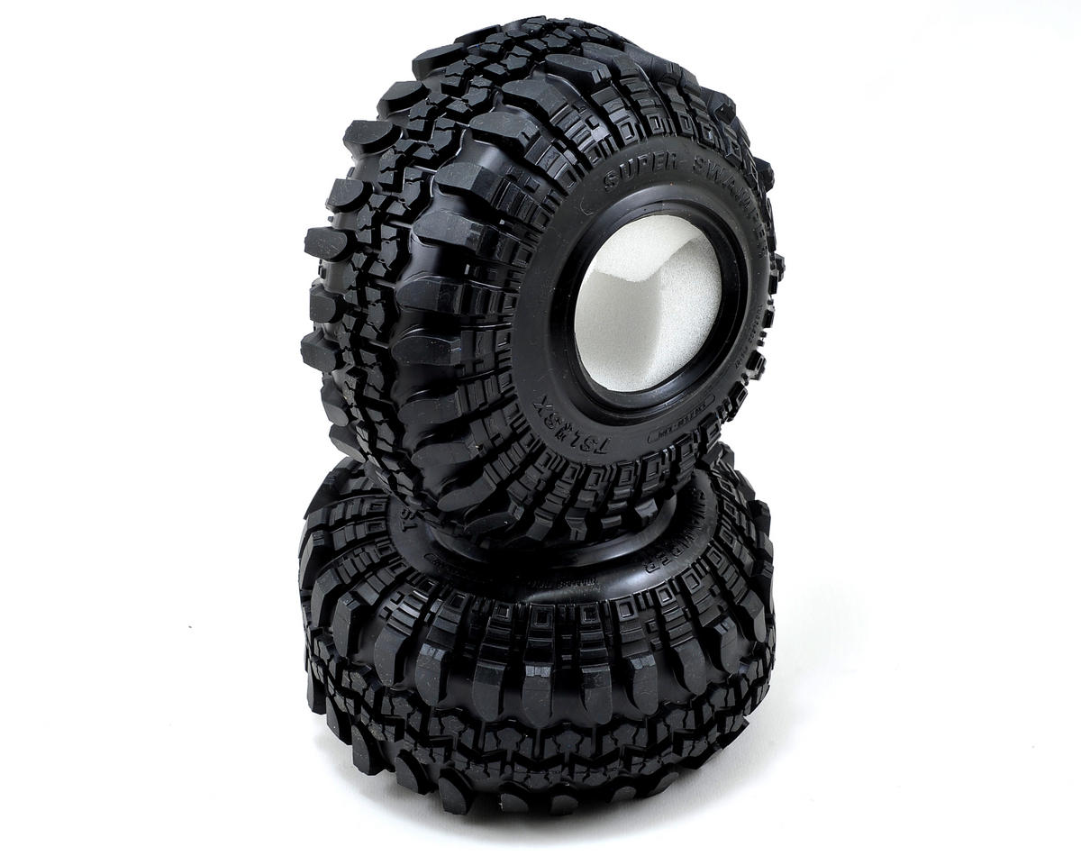 "Interco TSL SX Super Swamper XL 2.2"" Rock Crawler Tires (2) (G8) by Pro-Line"