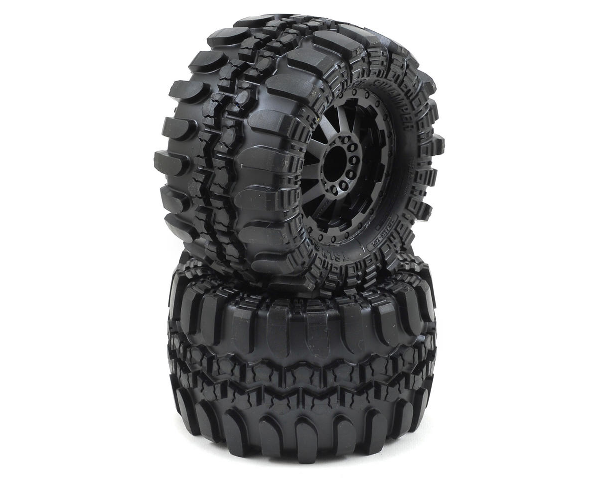 Pro-Line Interco TSL SX Super Swamper 2.8 (Nitro Rear) (2) (Black) (M2)