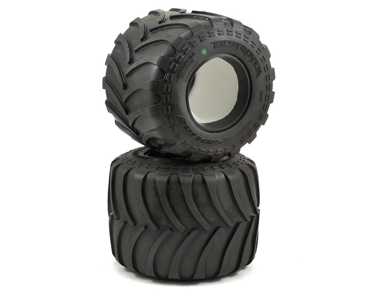 "Pro-Line Destroyer 2.6"" Monster Truck Tire (2) (M3)"