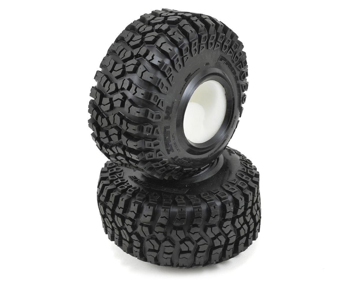 "Pro-Line Flat Iron XL 2.2"" Rock Crawler Tires w/Memory Foam (2) (G8)"