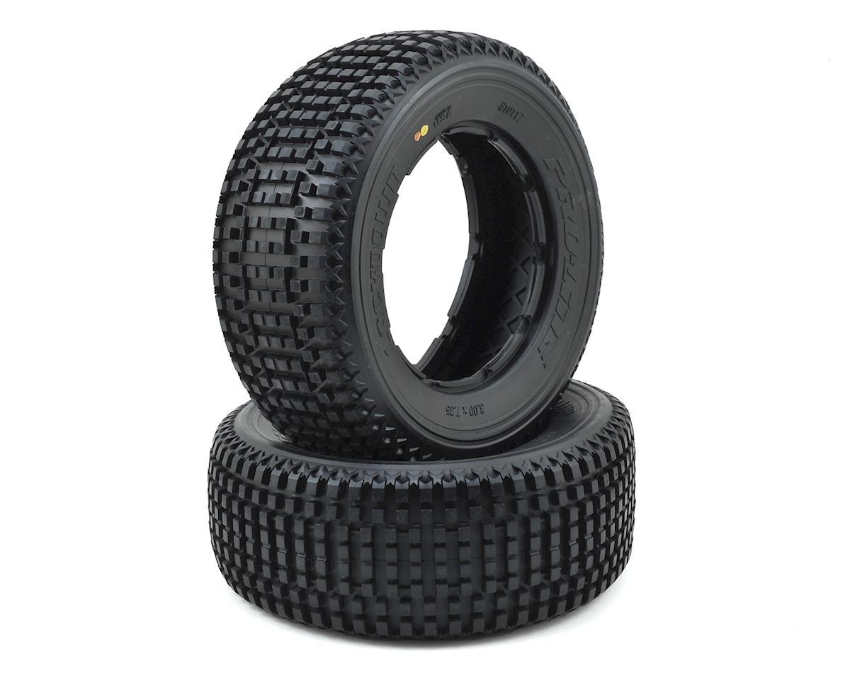 LockDown 1/5 Truck Tire (2) (No Foam) (X2) by Pro-Line