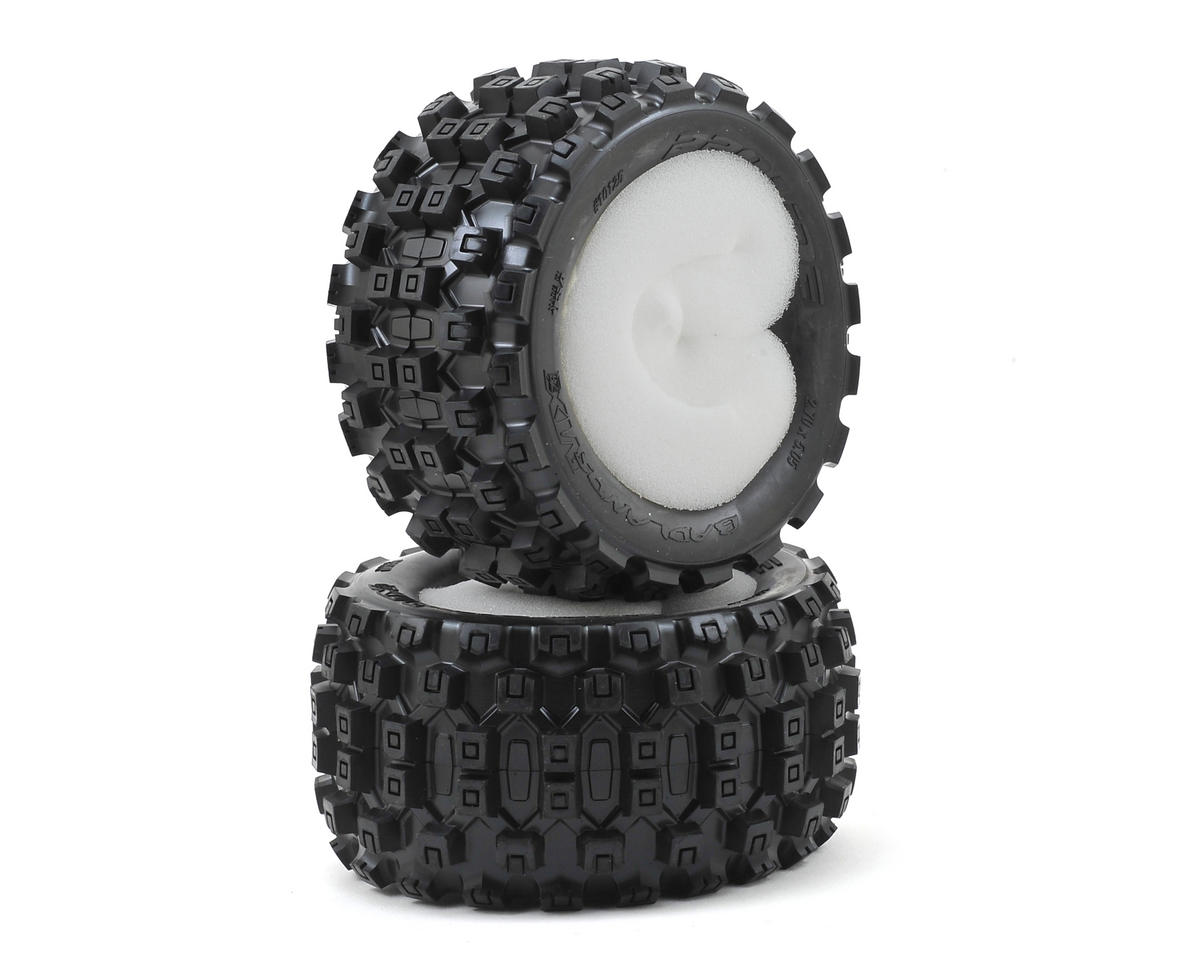 """Badlands MX28 30 Series 2.8"""" Tire (2) (M2) by Pro-Line"""