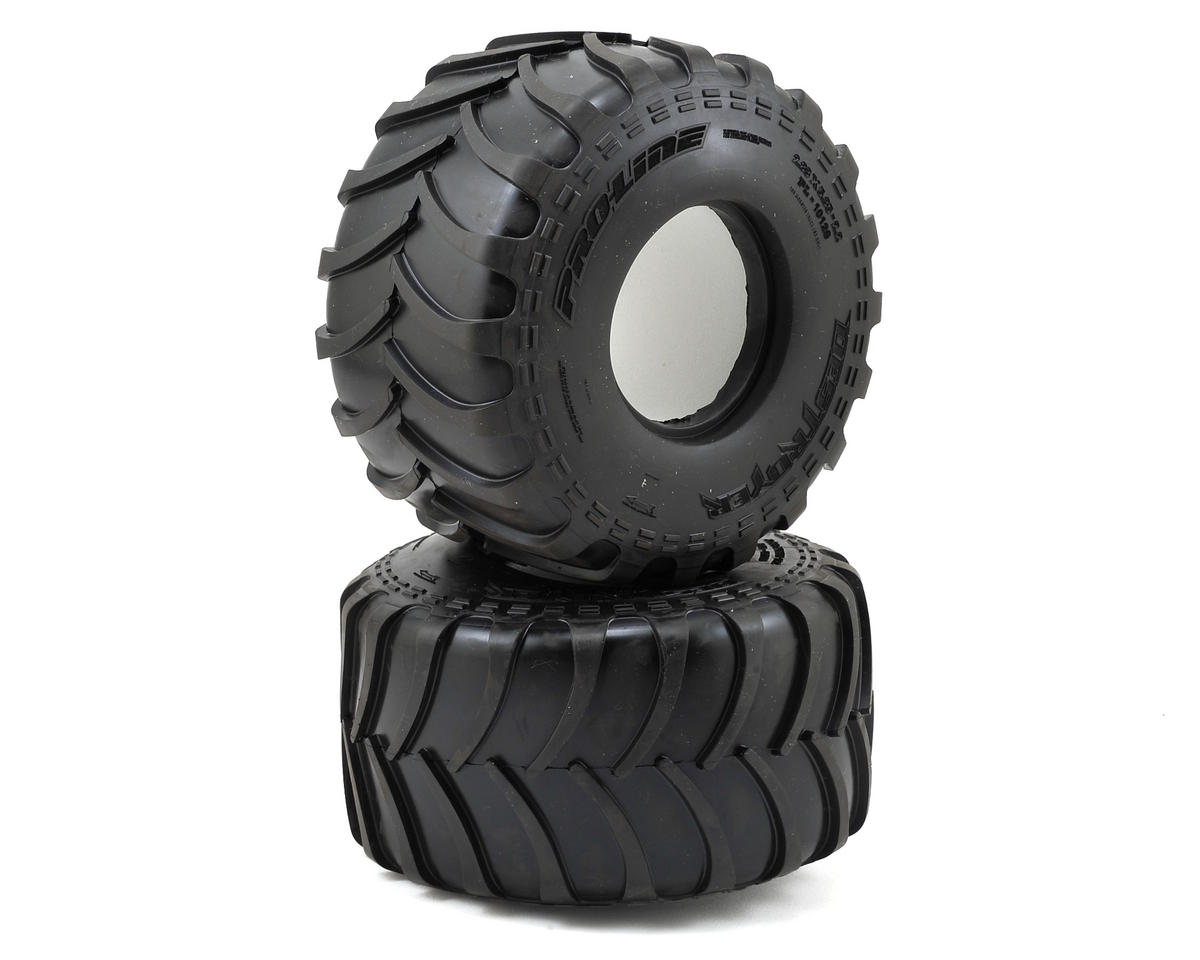 "Pro-Line Destroyer 2.2"" Monster Truck Tires (2)"