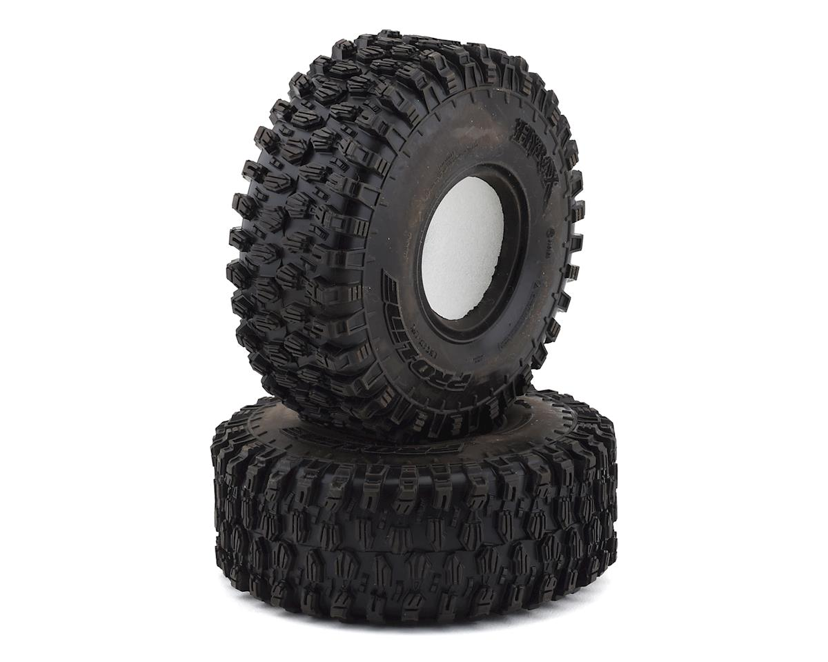 "Hyrax 1.9"" Rock Crawler Tires (2) (Predator) by Pro-Line"