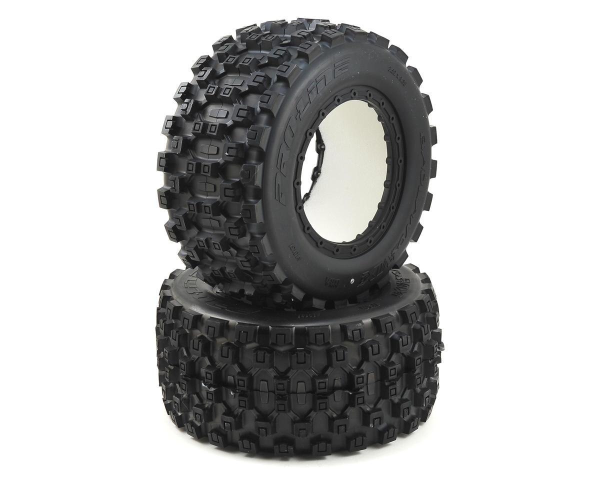 Pro-Line Badlands Pro-Loc All Terrain Tires (2) (X-Maxx) (MX43)