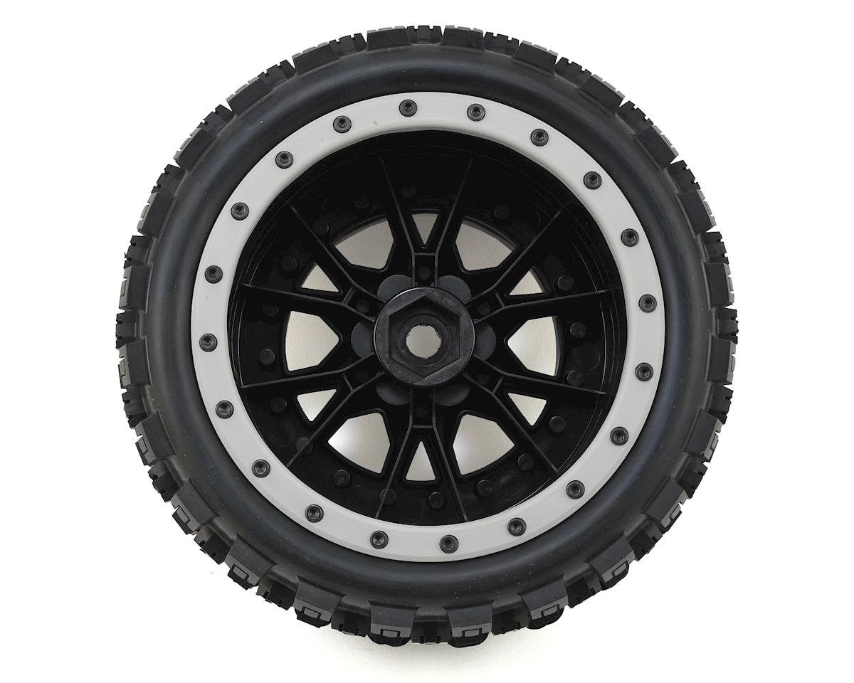 Pro-Line X-Maxx Badlands MX43 Pro-Loc Pre-Mounted All Terrain Tires (MX43)