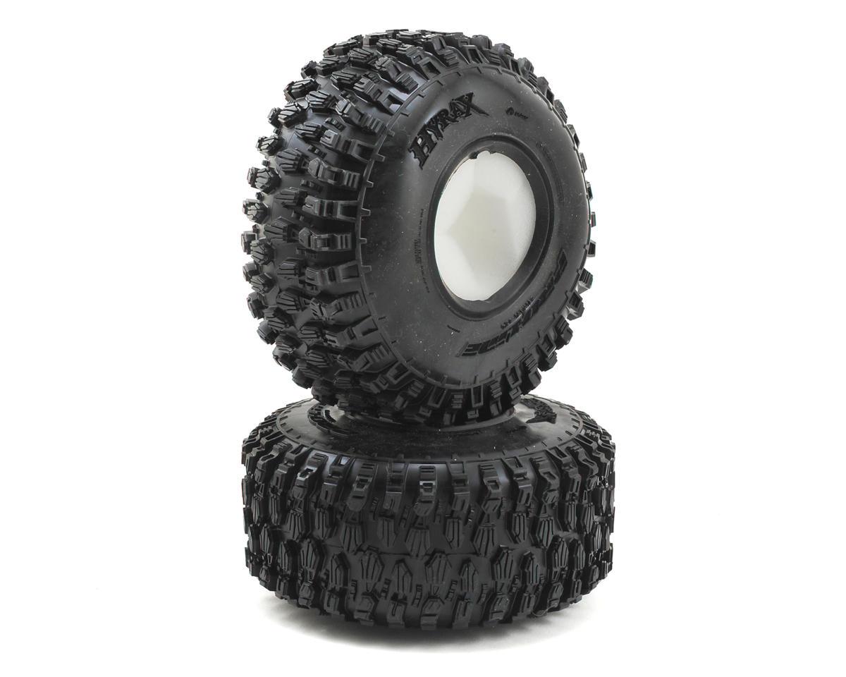 "Pro-Line Hyrax 2.2"" Rock Terrain Crawler Tires w/Memory Foam (2) (G8)"