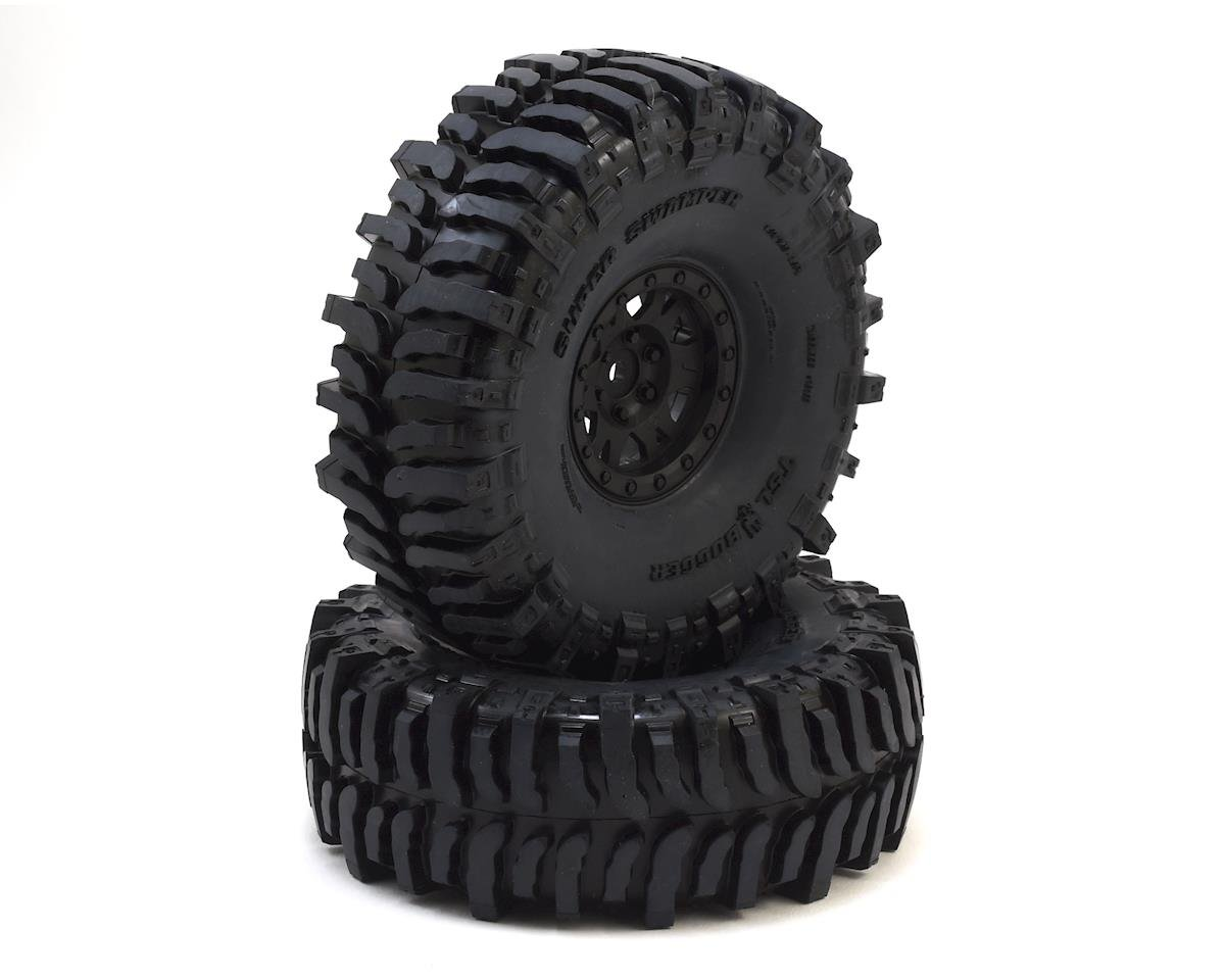 "Interco Bogger 1.9"" Tires w/Impulse Wheels (2) w/12mm Hex (G8) by Pro-Line"