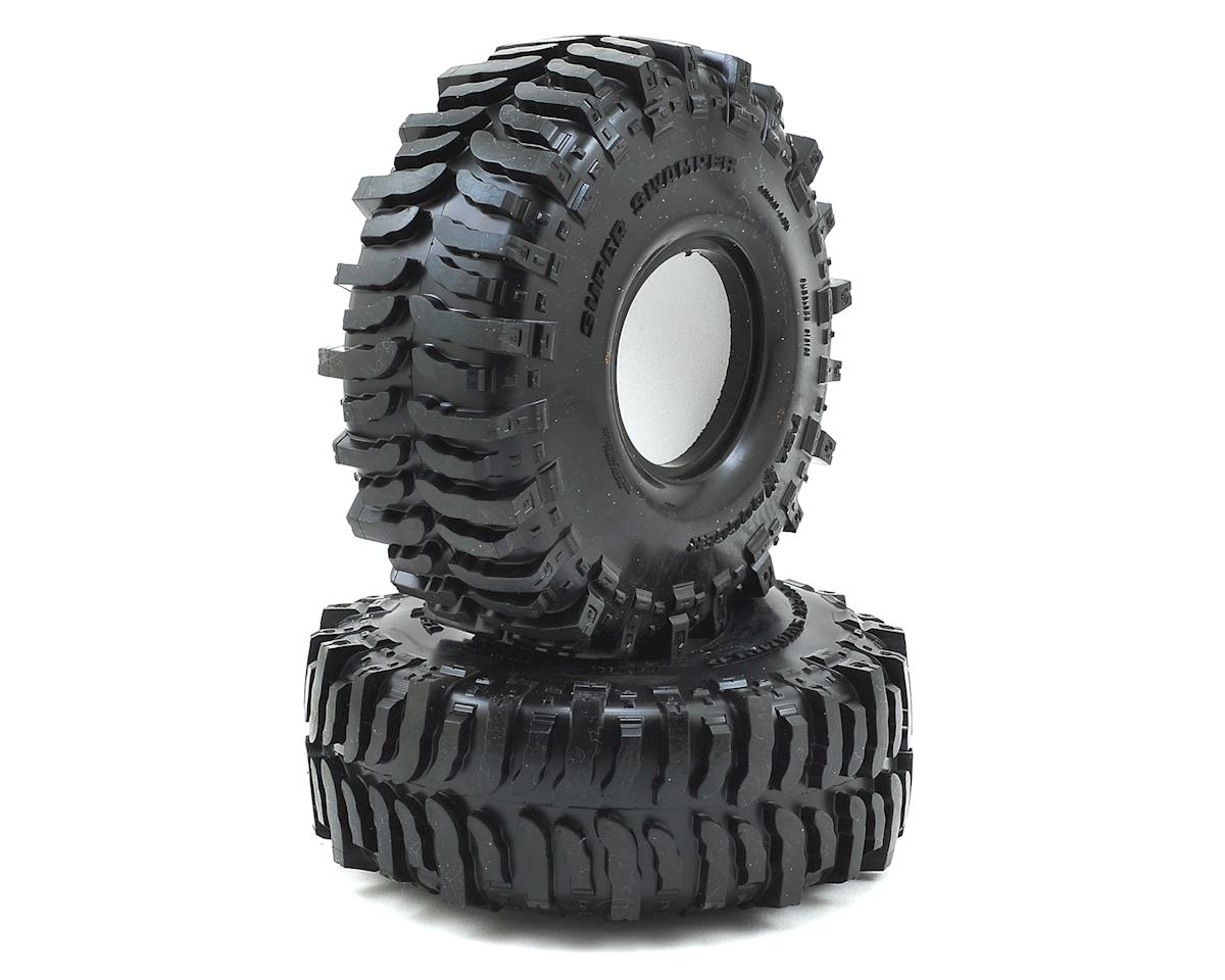 "Interco Bogger 1.9"" Rock Crawler Tires w/Memory Foam (2) (G8) by Pro-Line"
