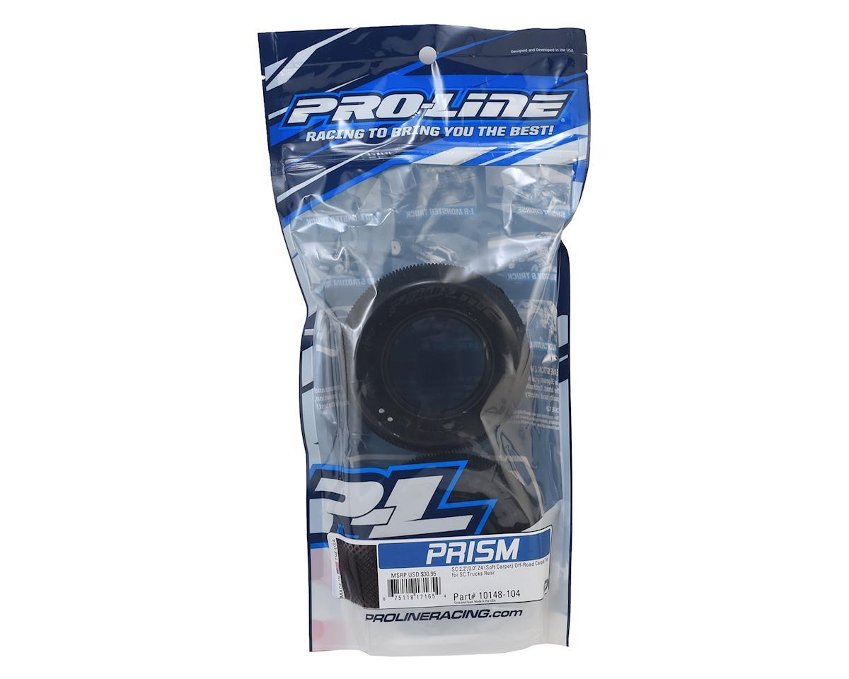 """Pro-Line Prism Carpet SC 2.2/3.0"""" Short Course Truck Tires (2) (Z4)"""