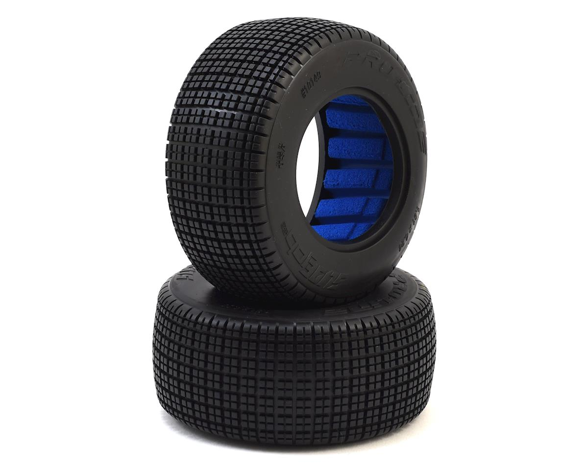 "Slide Job Dirt Oval SC 2.2/3.0"" Short Course Truck Tires (2) (M2) by Pro-Line"