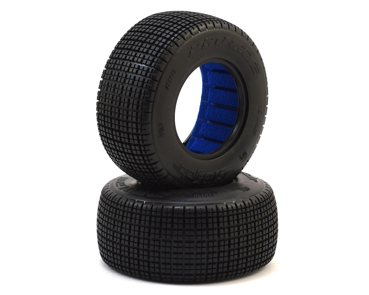 "Pro-Line Slide Job Dirt Oval SC 2.2/3.0"" Short Course Truck Tires (2) (M3)"
