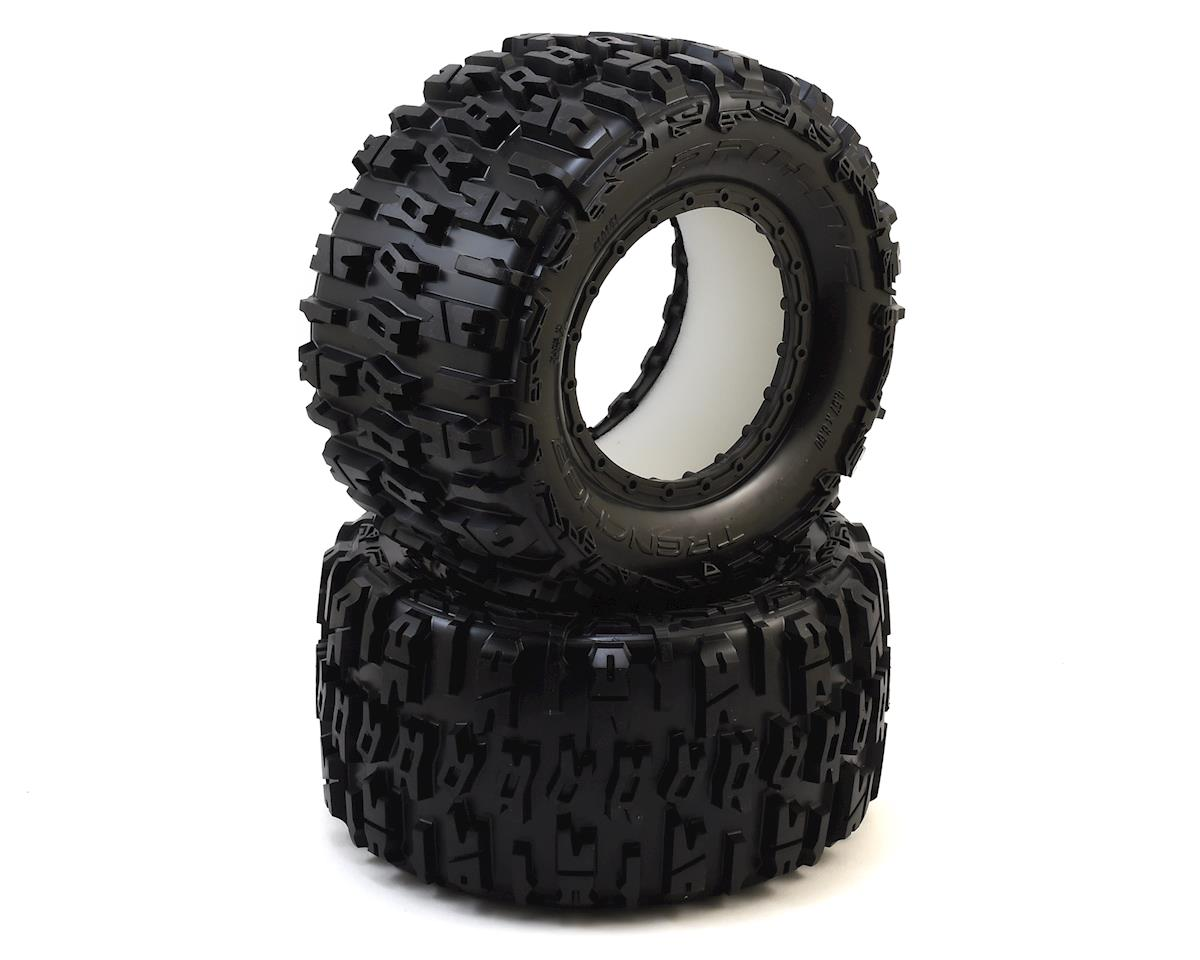 "X-Maxx Trencher 4.3"" Pro-Loc Truck Tires (2) by Pro-Line"