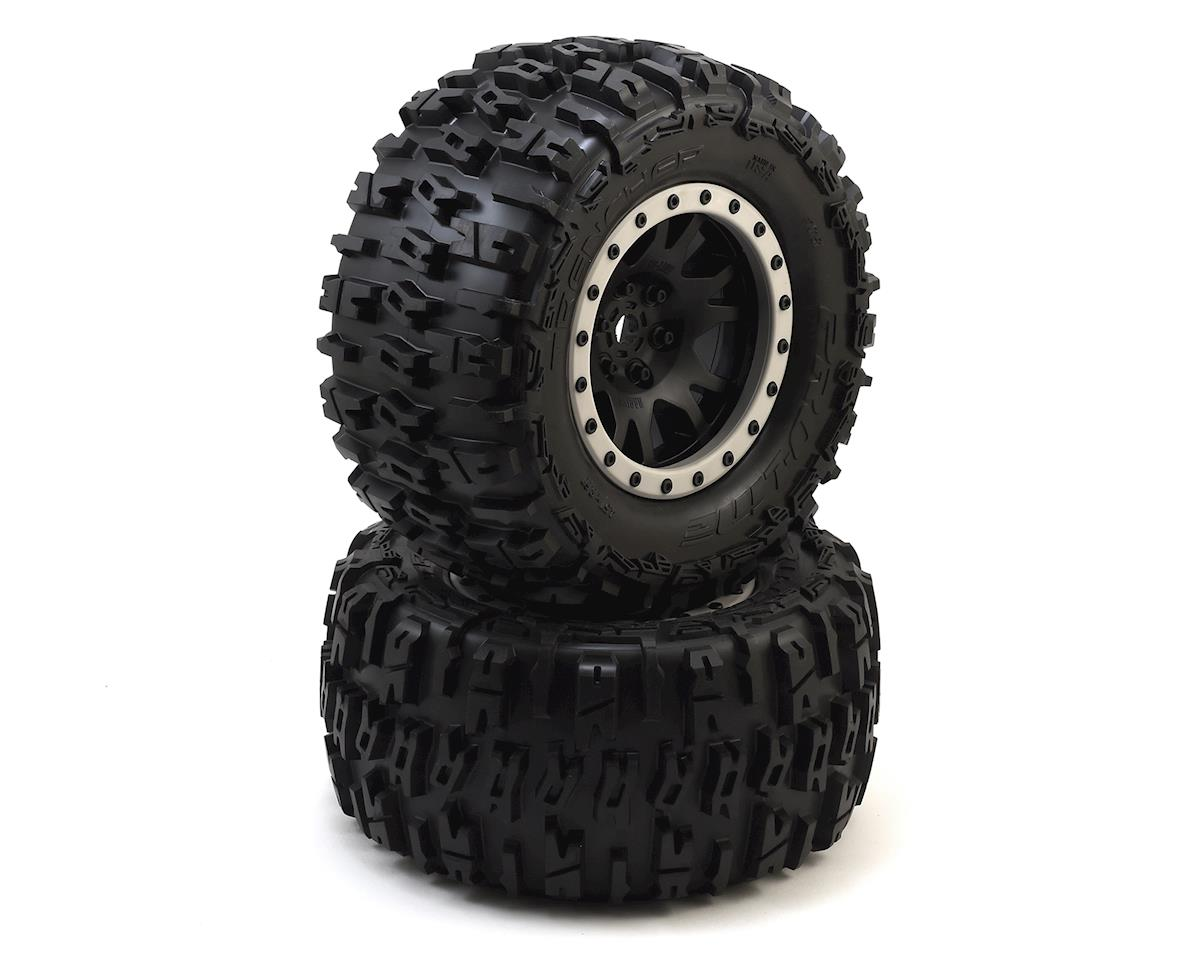 Pro-Line X-Maxx Trencher Pro-Loc Pre-Mounted All Terrain Tires (MX43) | alsopurchased