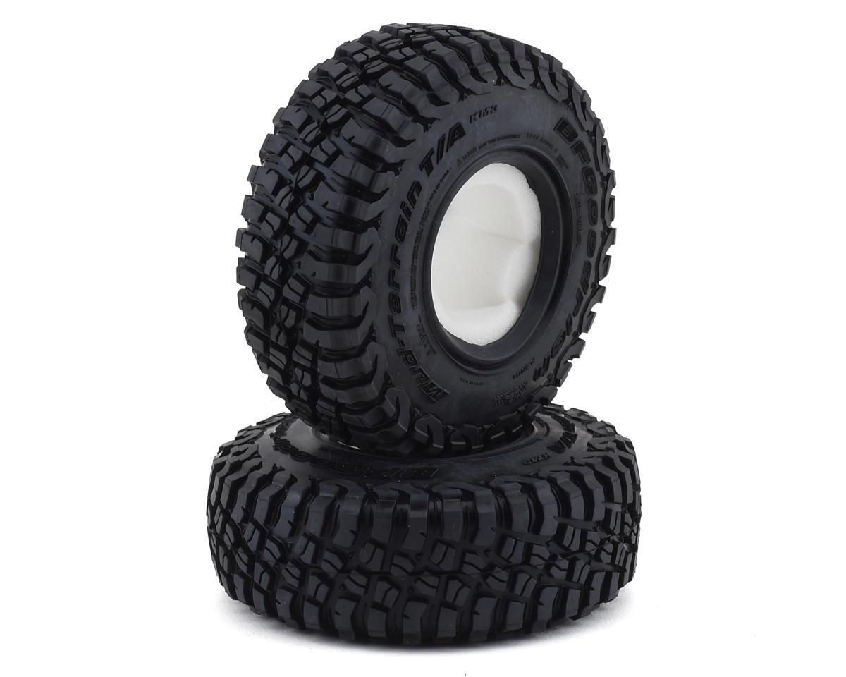 "Pro-Line BFGoodrich Krawler T/A KM3 Mud-Terrain Class 1 1.9"" Crawler Tires (2)"