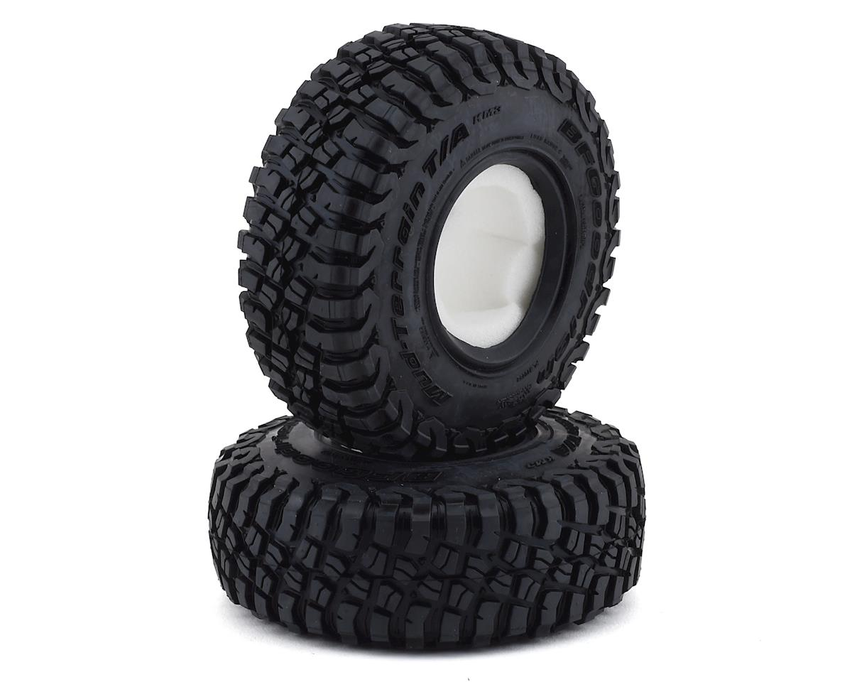 "Pro-Line BFGoodrich Krawler T/A KM3 Mud-Terrain Class 1 1.9"" Crawler Tires (2) (G8)"