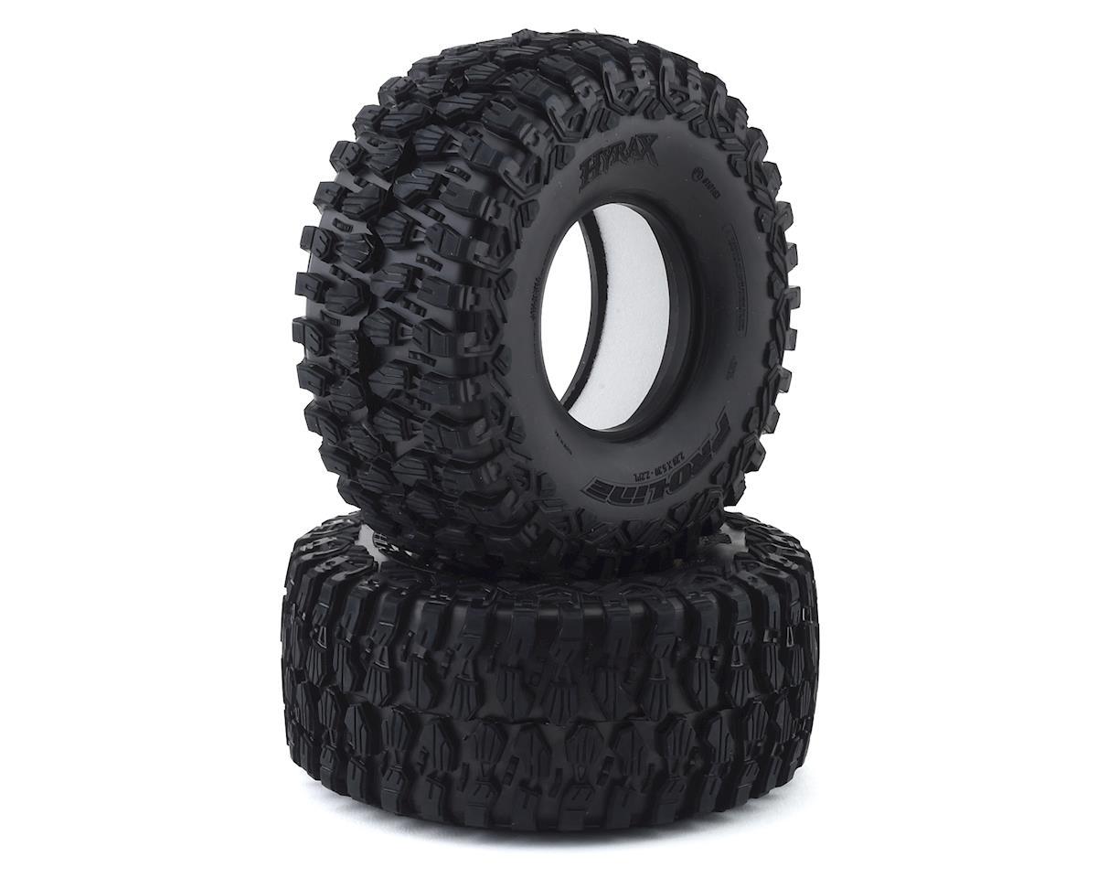 Pro-Line Unlimited Desert Racer UDR Hyrax Tires w/Inserts (2) (Z4)