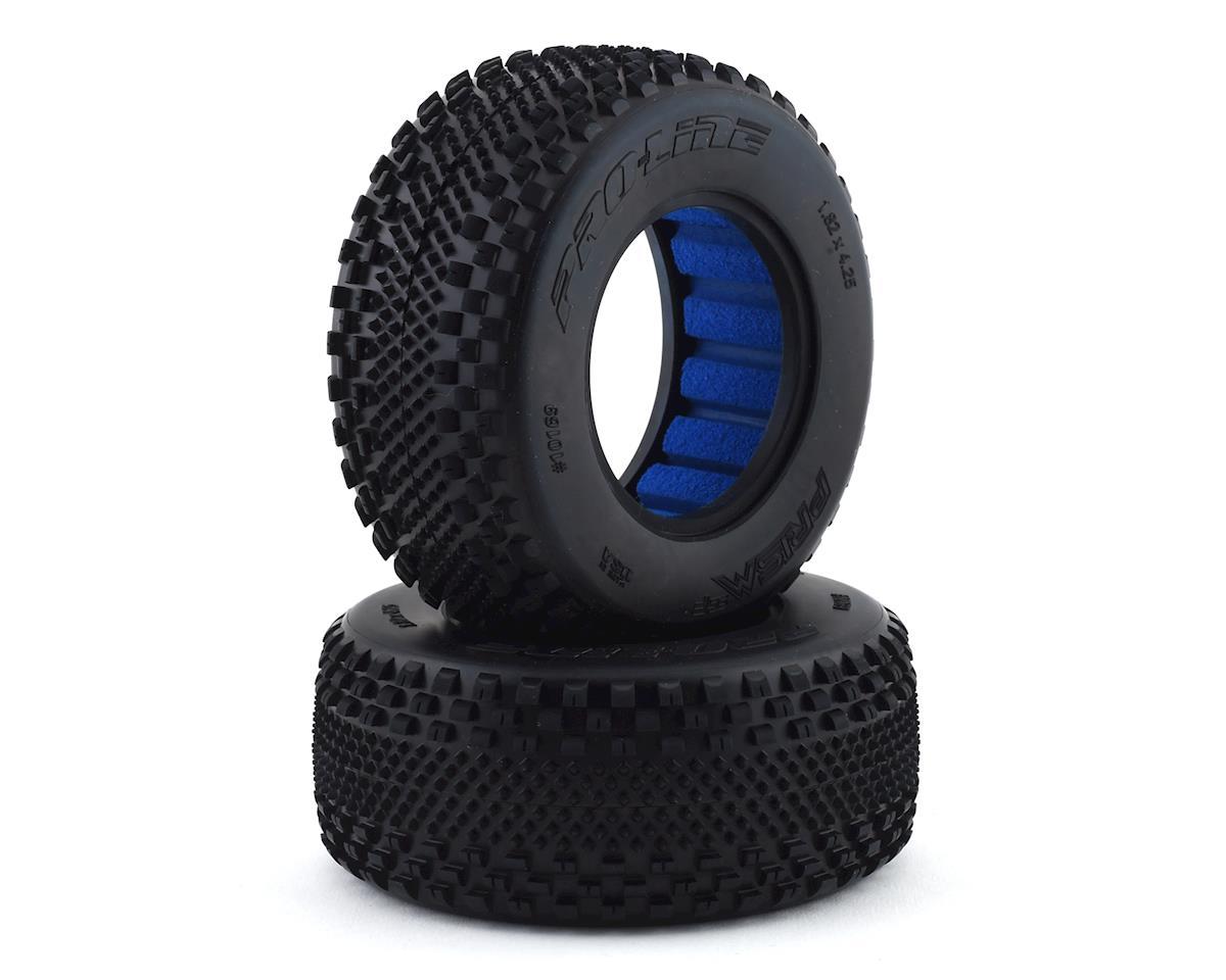 """Pro-Line Prism Carpet SC 2.2/3.0"""" Front Short Course Truck Tires (2) (Z4)"""