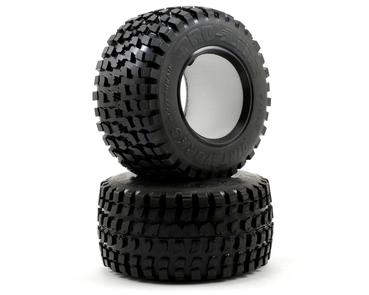 "Pro-Line Dirt Works 2.2"" Truck Tires (2)"