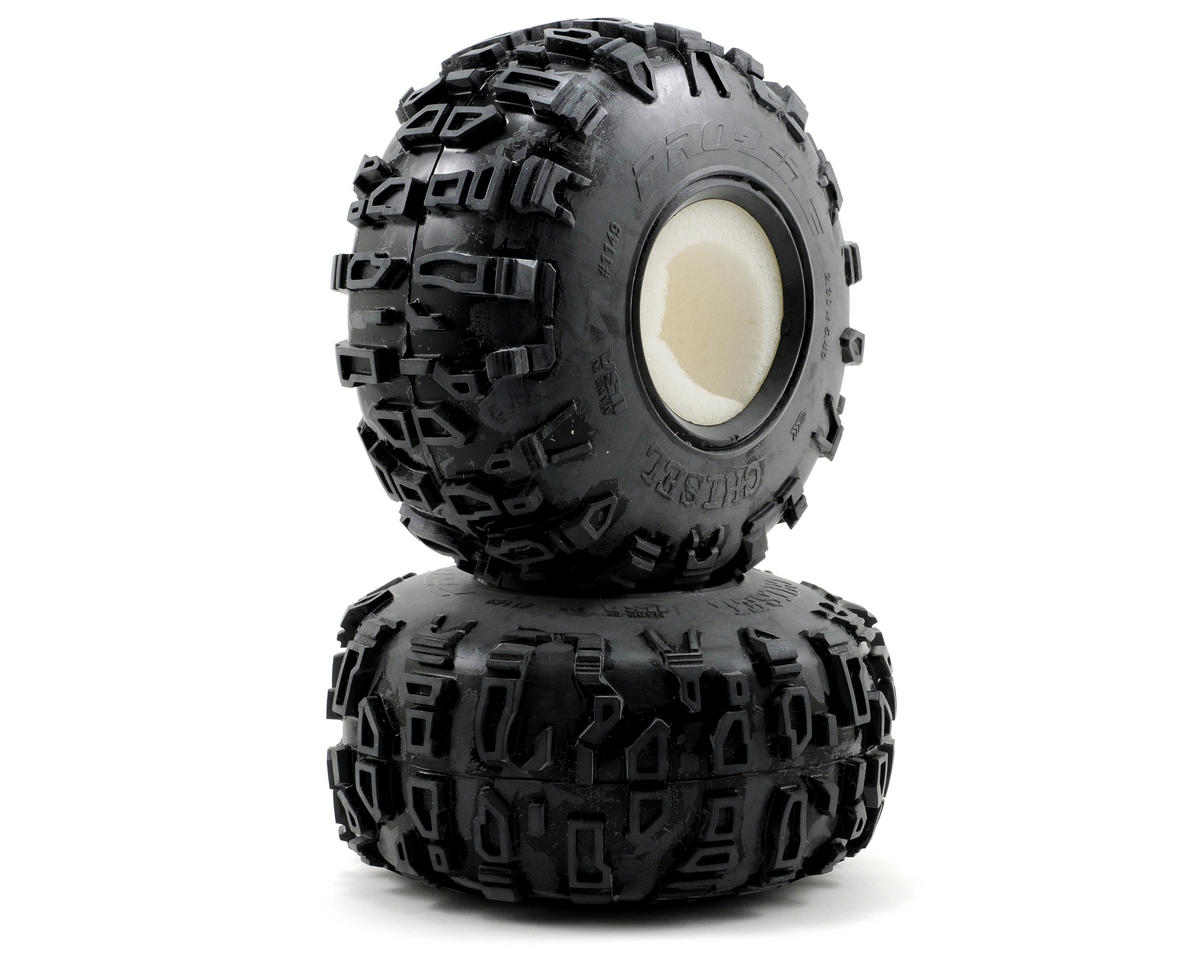 "Pro-Line Chisel 2.2"" Rock Crawler Tires w/Memory Foam (2) (G8)"