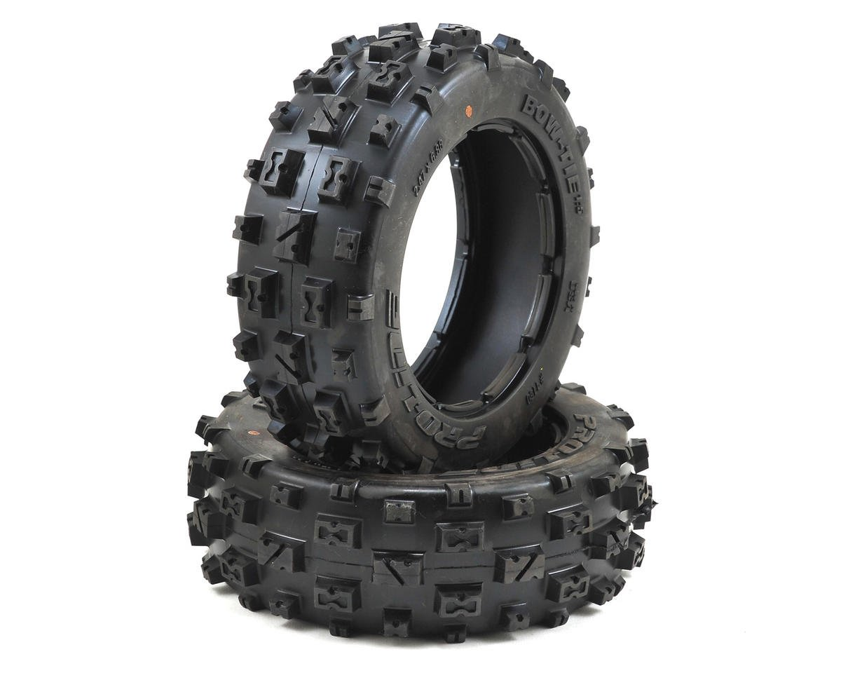 Pro-Line Bow-Tie Front 1/5 Buggy Tire (2) (No Foam) (XTR)