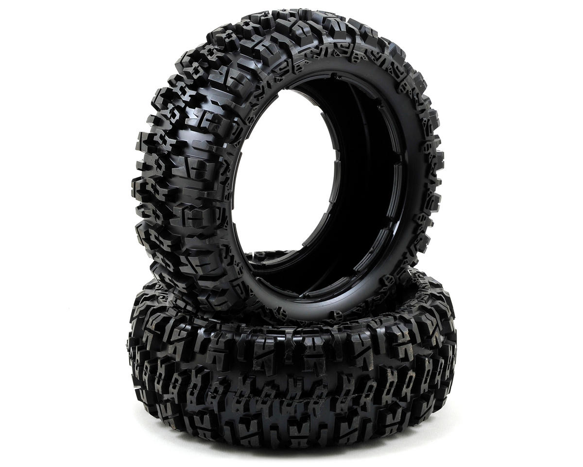 Pro-Line Trencher Front 1/5 Truck Tire (2) (No Foam)