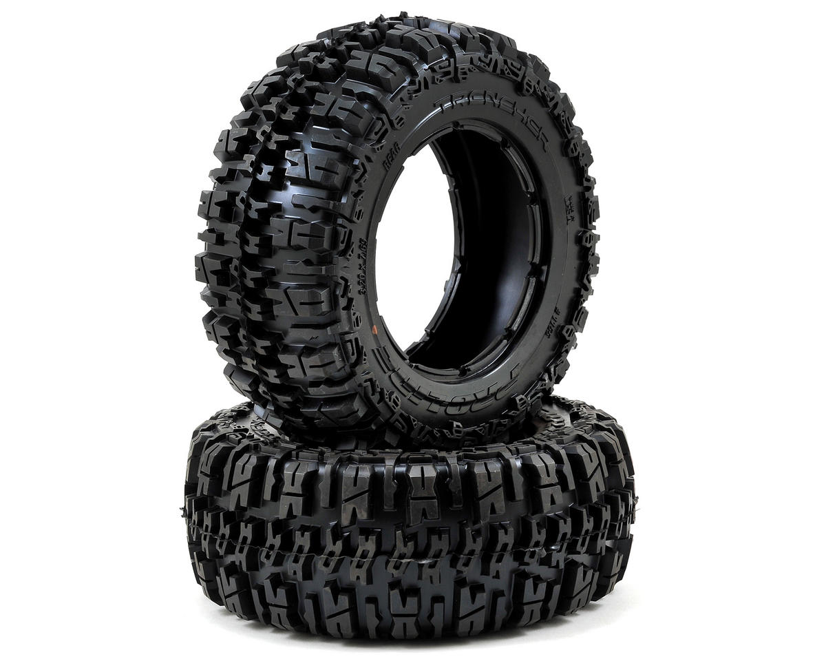 Pro-Line Trencher Rear 1/5 Truck Tire (2) (No Foam) (XTR)