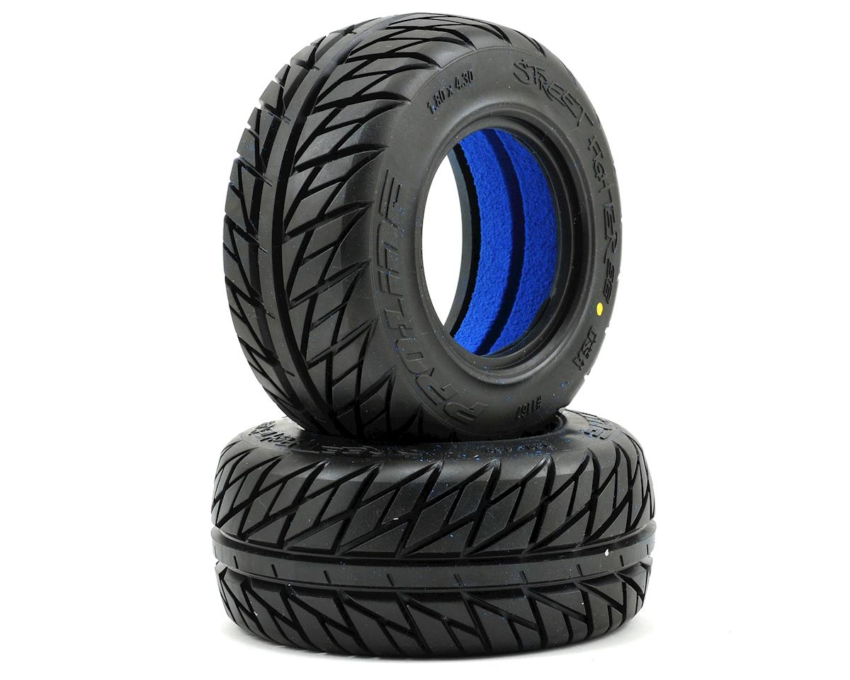 "Street Fighter SC 2.2""/3.0"" Short Course Truck Tires (2) (M2) by Pro-Line"