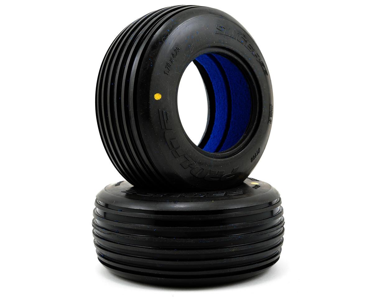 """Pro-Line Slicer M2 SC 2.2""""/3.0"""" Front Truck Tires (2)"""