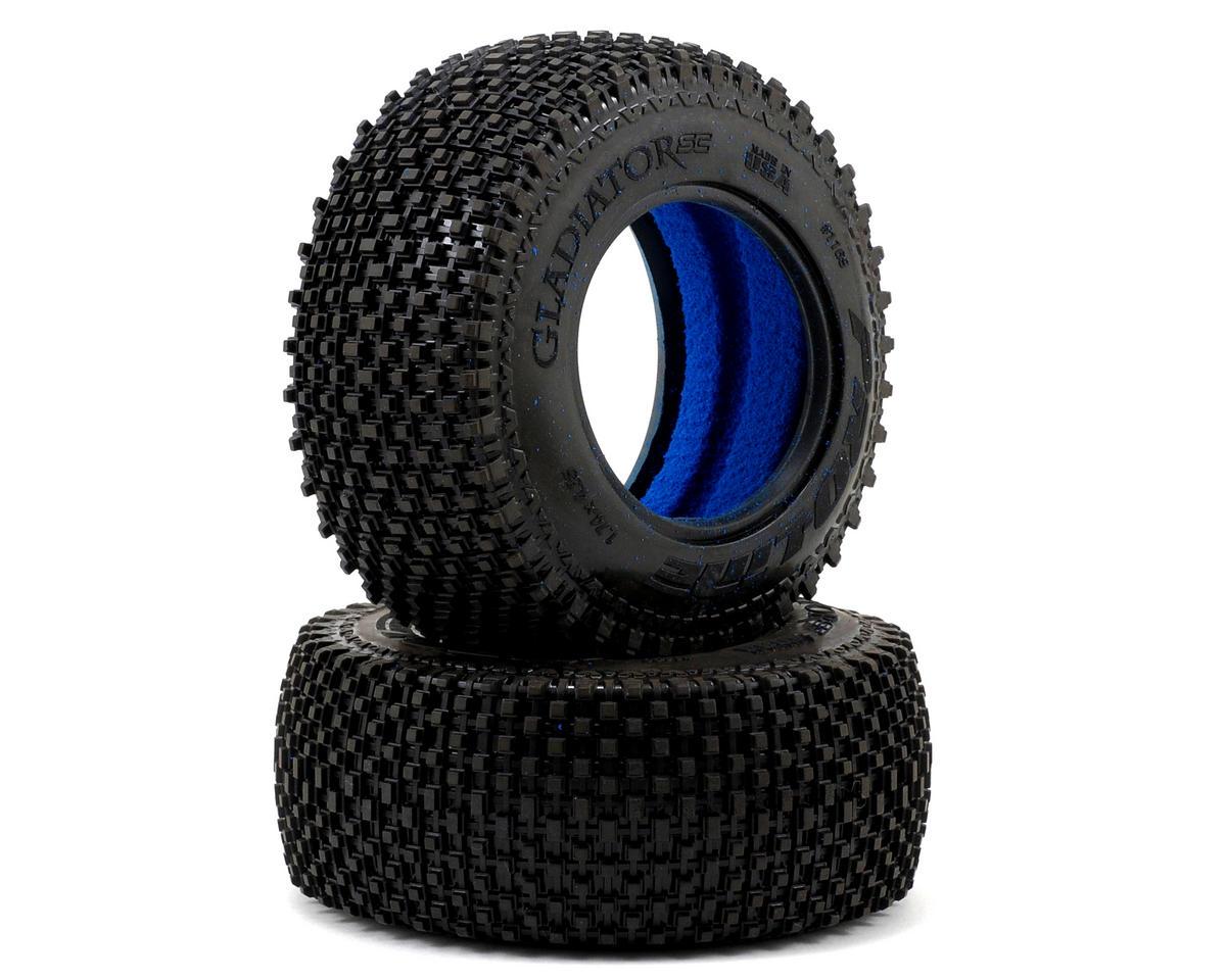 """4 NEW Pro-Line M4 Super Soft Tires Slash 4X4 SCTE SC10 Prime SC 2.2/""""//3.0/"""" P..."""