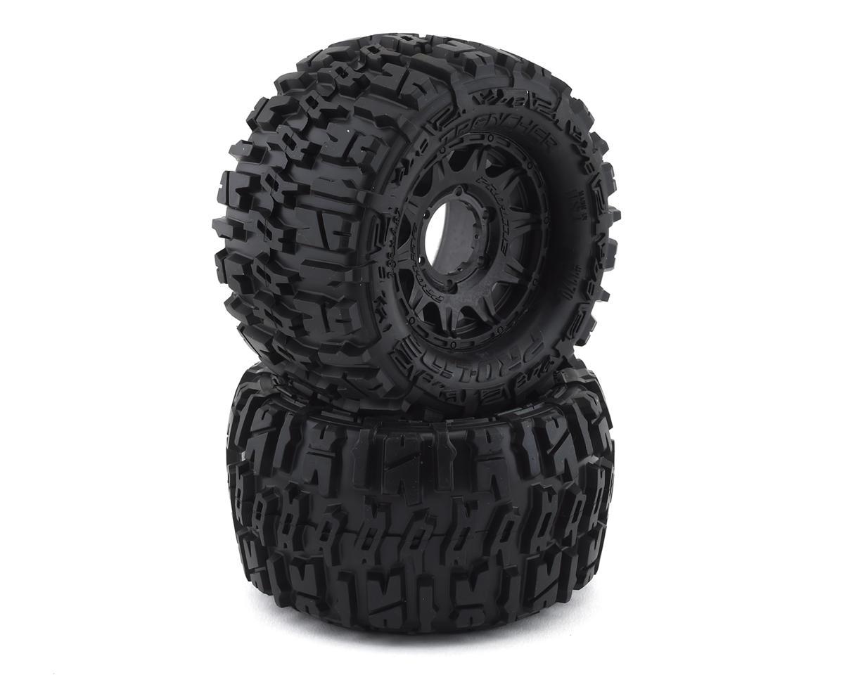 "Pro-Line Trencher 2.8"" Tires w/Raid 6x30 Wheels (2) (M2)"