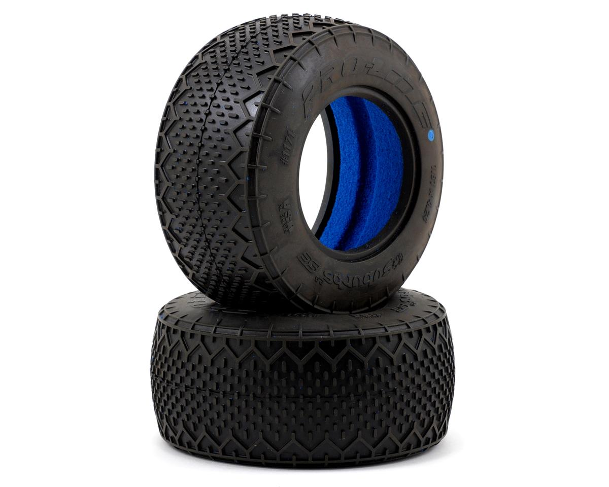 "Suburbs SC 2.0 2.2""/3.0"" Short Course Truck Tires (2) (M4) by Pro-Line"