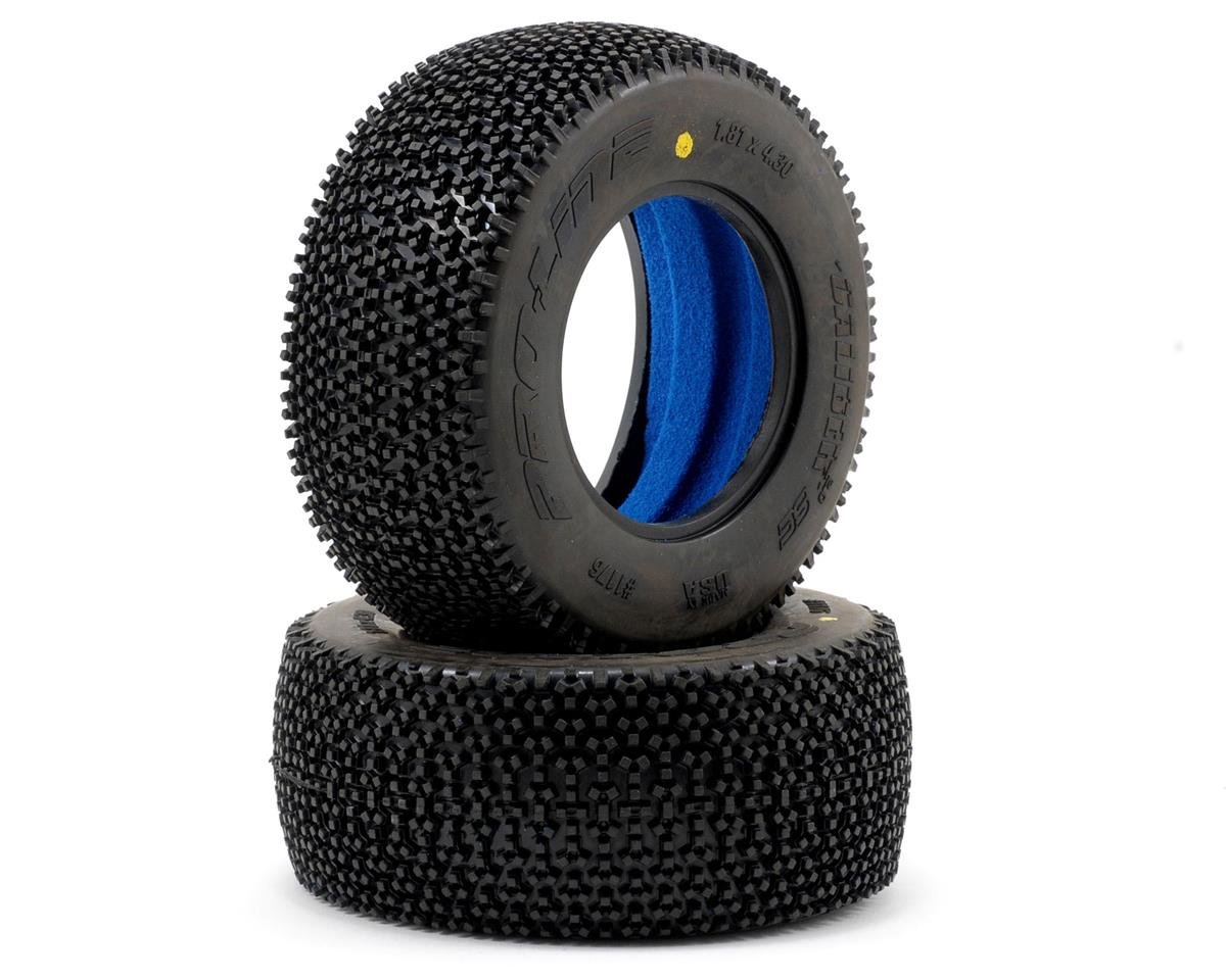 "Caliber 2.0 SC 2.2""/3.0"" Short Course Truck Tires (2) by Pro-Line"