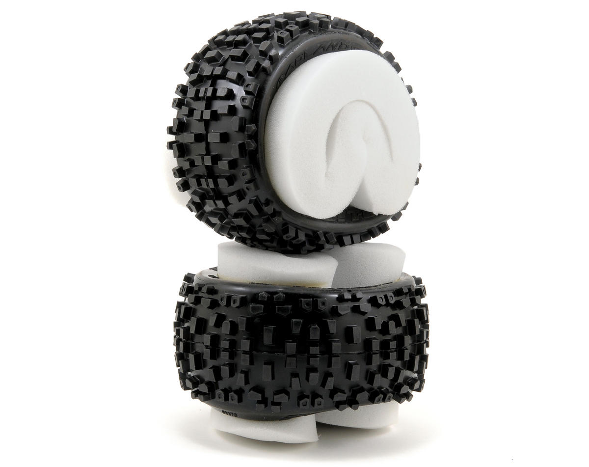 "Pro-Line Badlands 3.8"" All Terrain Monster Truck Tires (2) 