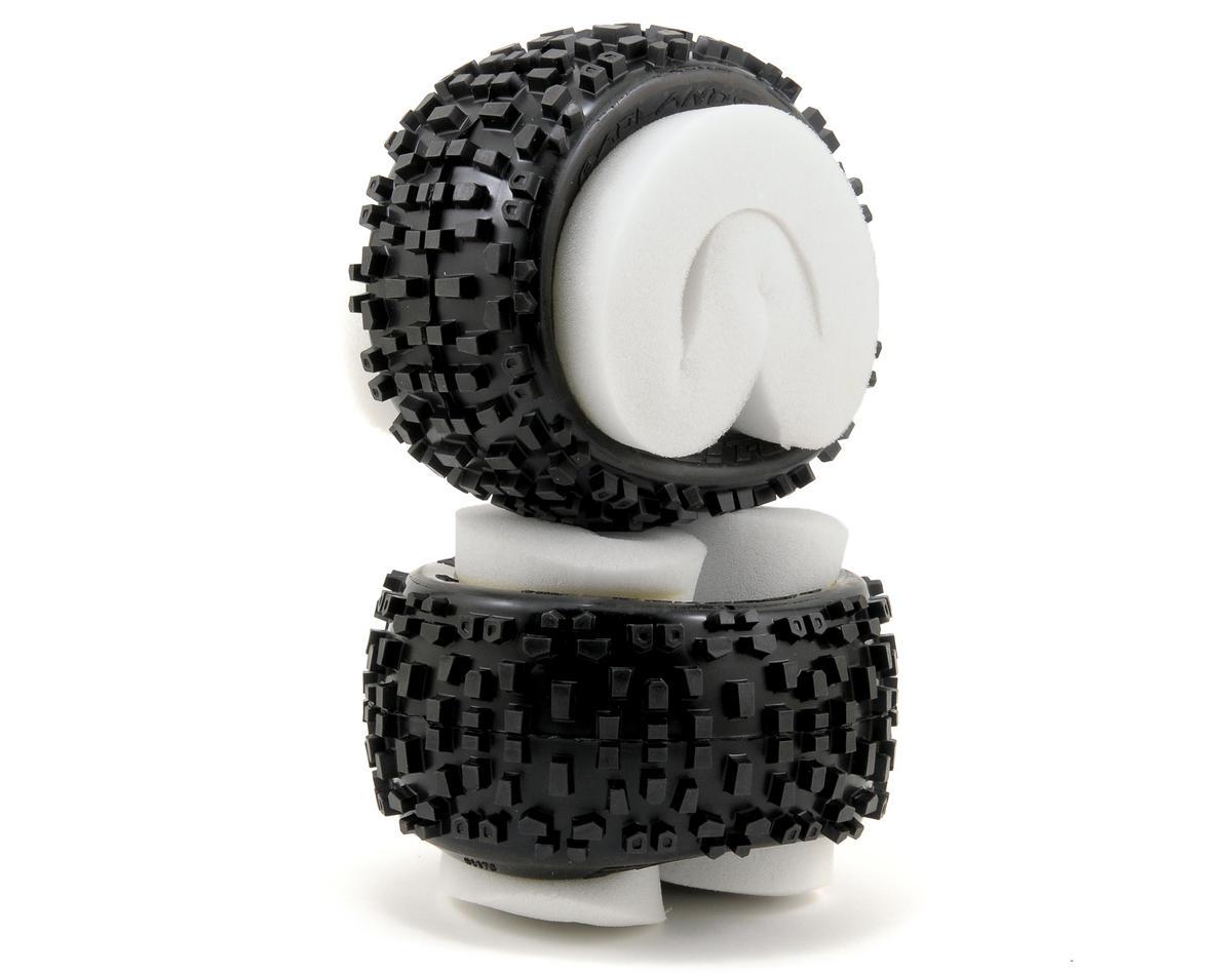"Pro-Line Badlands 3.8"" All Terrain Monster Truck Tires (2) (M2)"