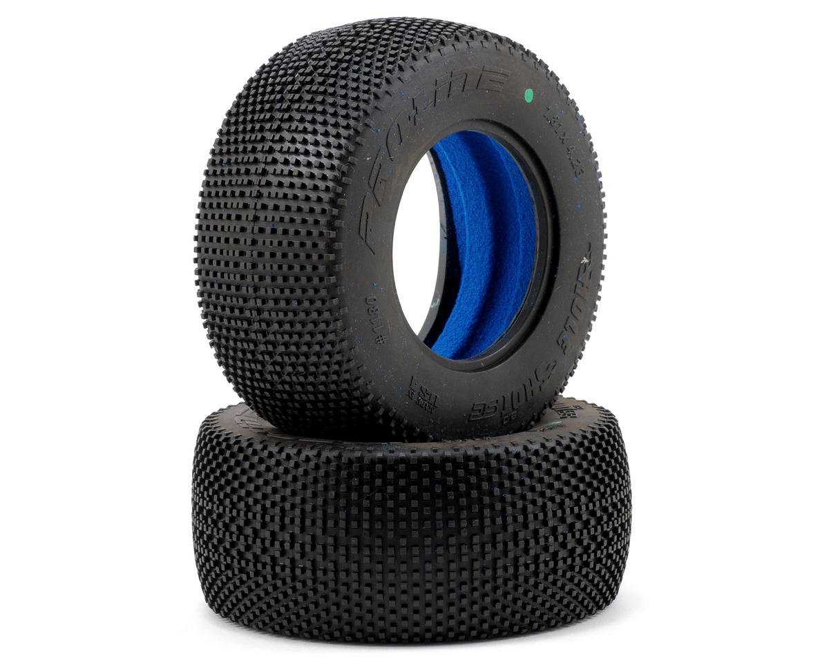 "Hole Shot 2.0 SC 2.2""/3.0"" Short Course Truck Tires (2) by Pro-Line"