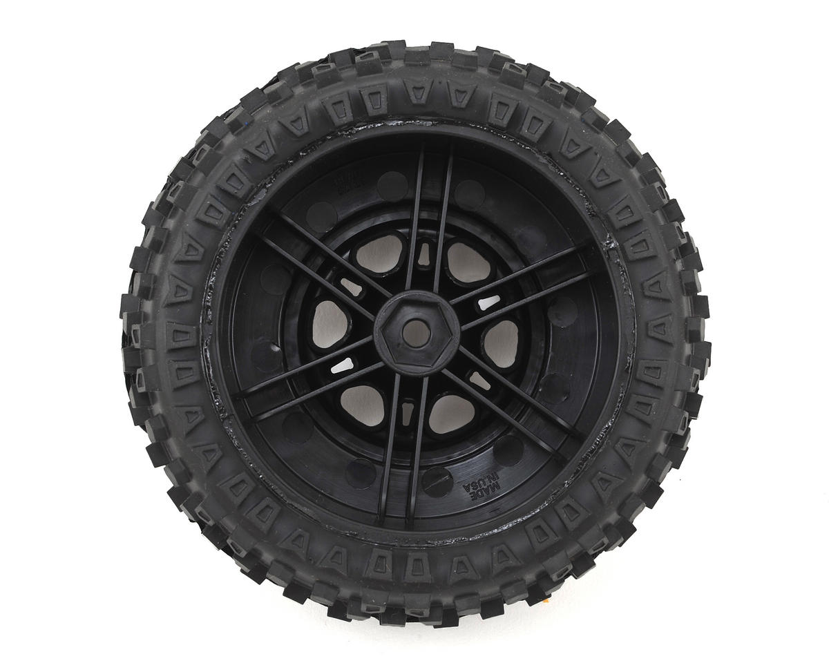 Pro-Line Badlands SC Tires w/Split Six Wheels (2) (Slash Rear) (M2)