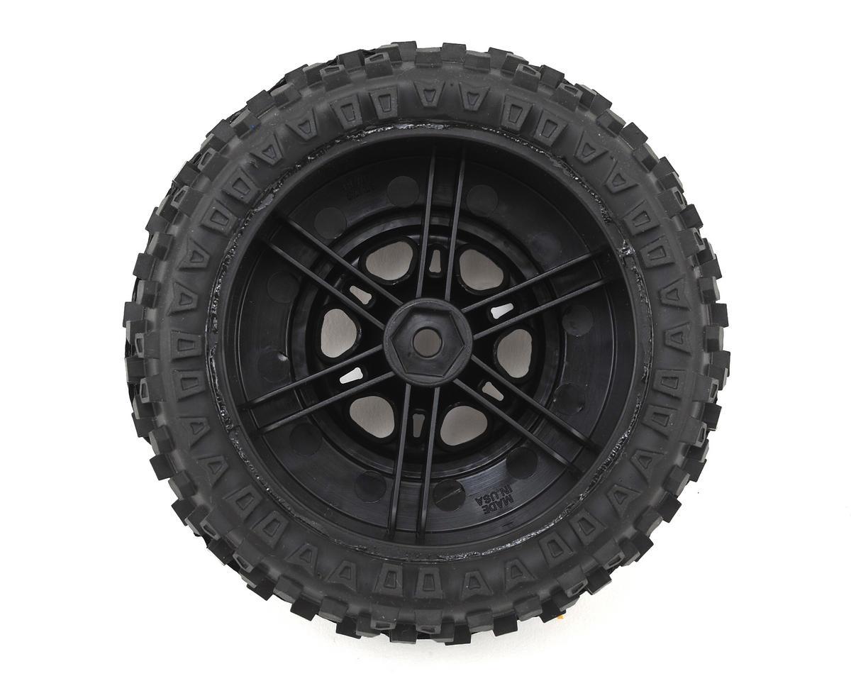 Pro-Line Badlands SC Tires w/Split Six Wheels (2) (Slash Rear) (M2)