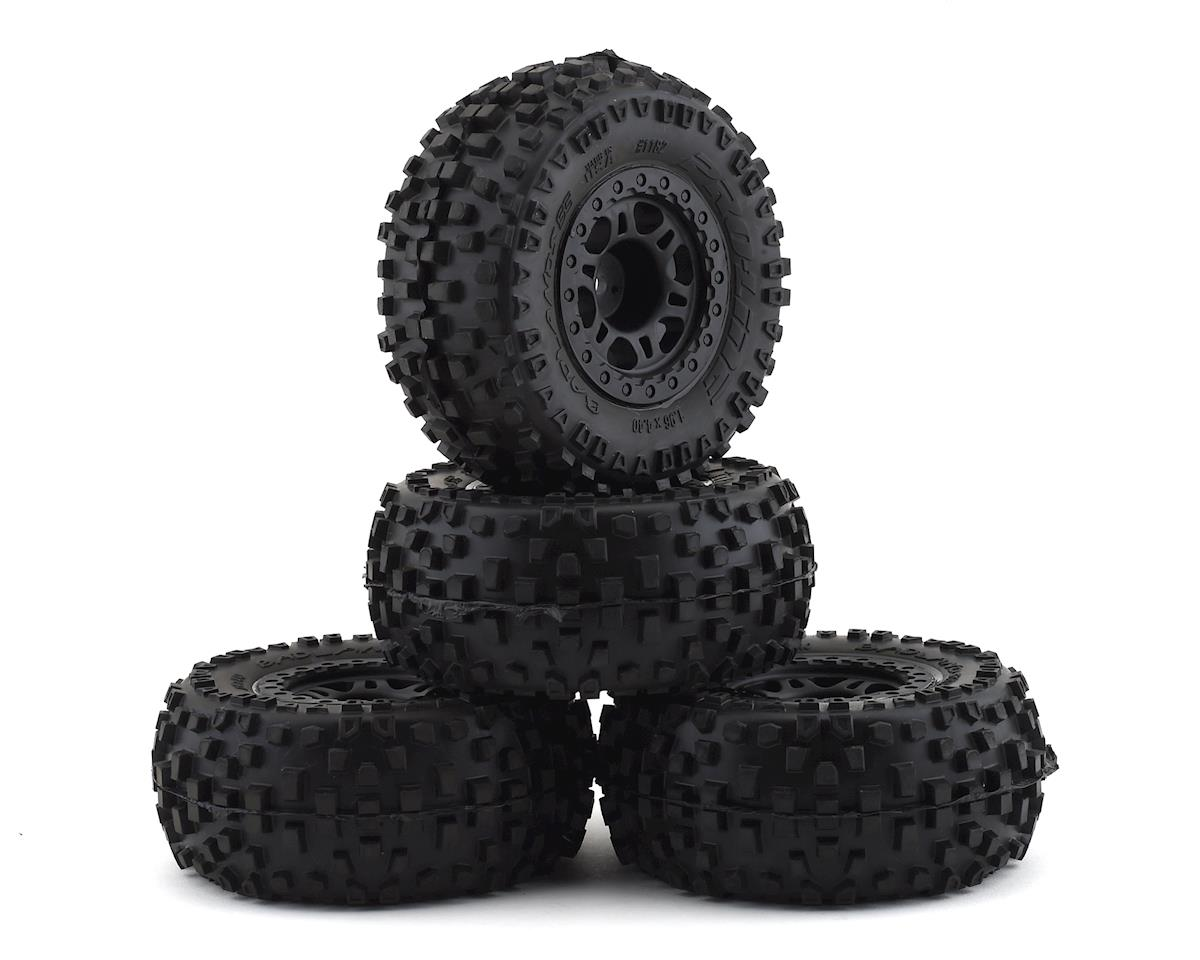 Pro-Line Badlands SC Slash 4 Pack w/Split Six Wheels (4) (Black) (M2) | alsopurchased
