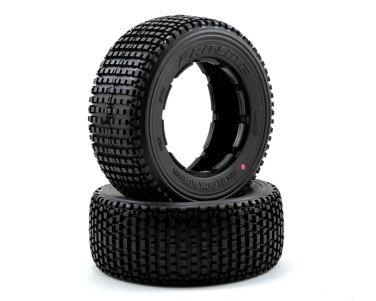 Pro-Line Blockade 1/5 Truck Tire (2) (No Foam) (Losi 5IVE-T)