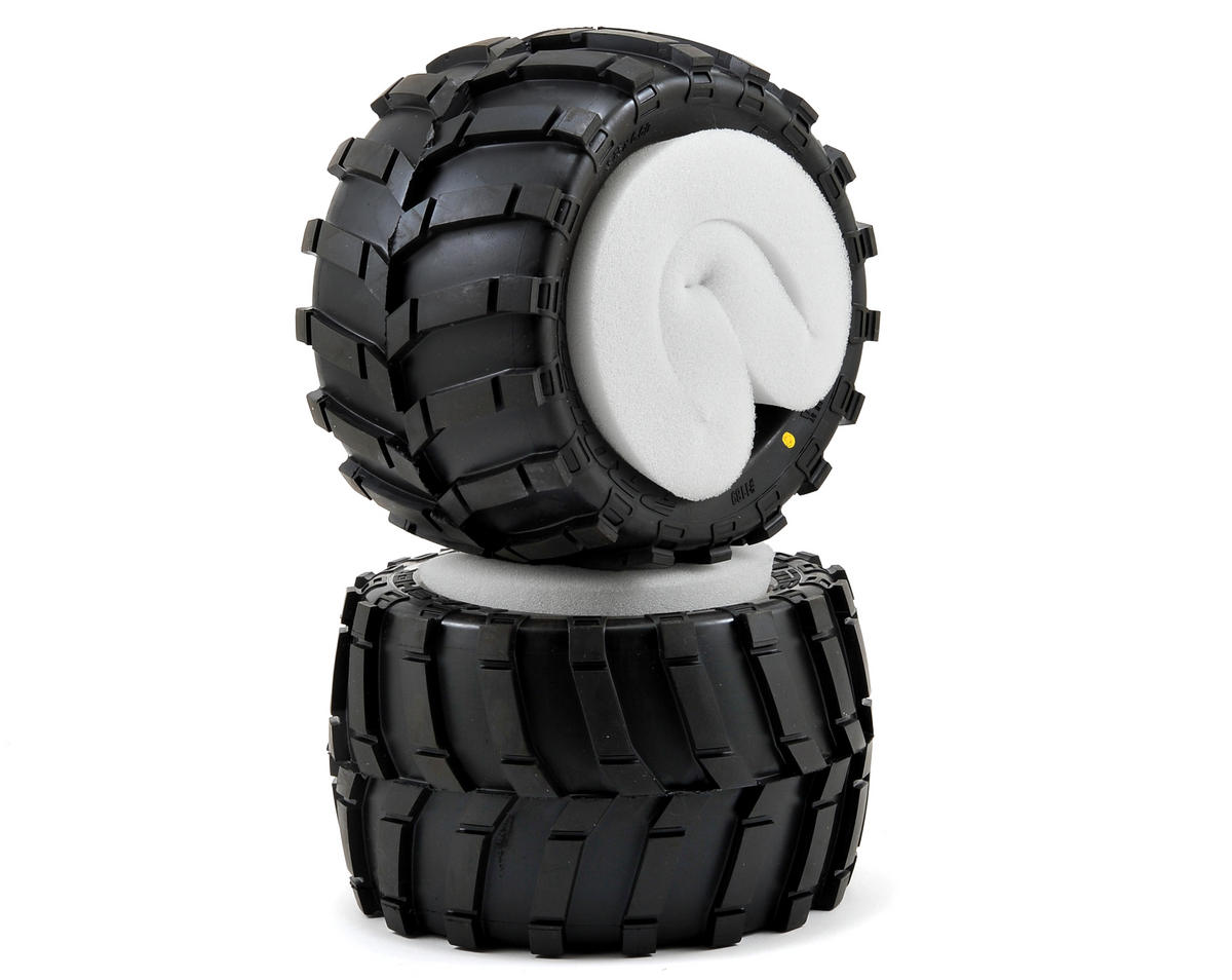 "Pro-Line Masher 3.8"" All Terrain Monster Truck Tires (2)"