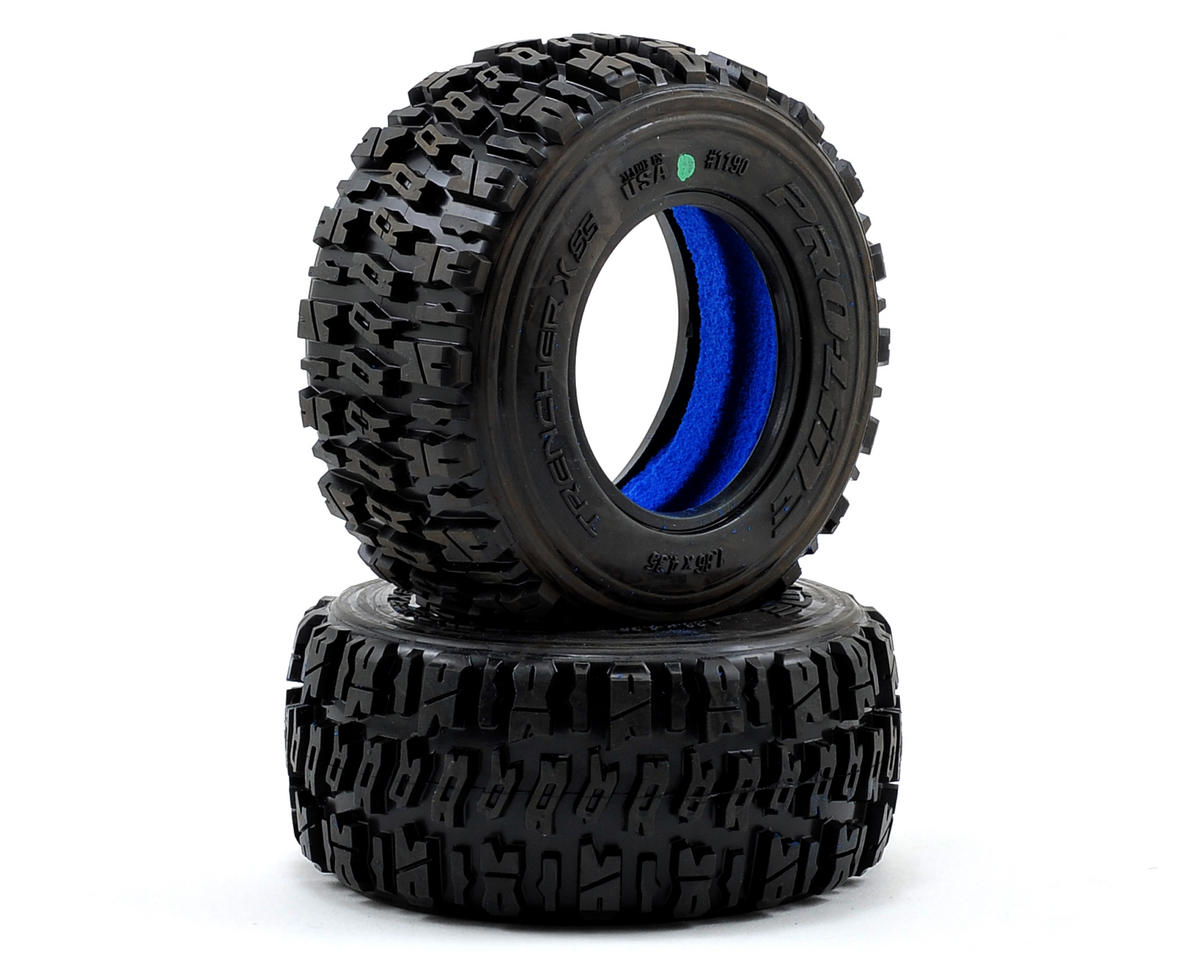 "Pro-Line Trencher X SC 2.2""/3.0"" Short Course Truck Tires (2) (M3)"