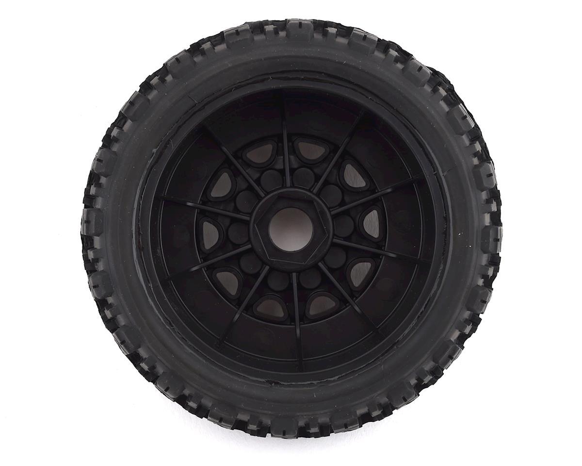 Pro-Line Trencher X SC Tires w/Raid Wheels (2) (Black) (M2)