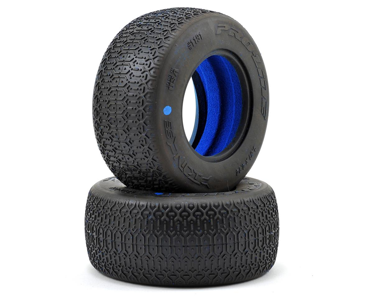 "ION SC 2.2""/3.0"" Short Course Truck Tires (2) (M4) by Pro-Line"